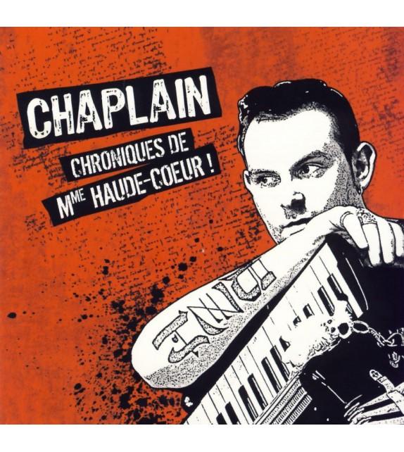CD CHAPLAIN - CHRONIQUES DE MME HAUDE-CŒUR