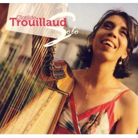 CD CLOTILDE TROUILLAUD - SOLO