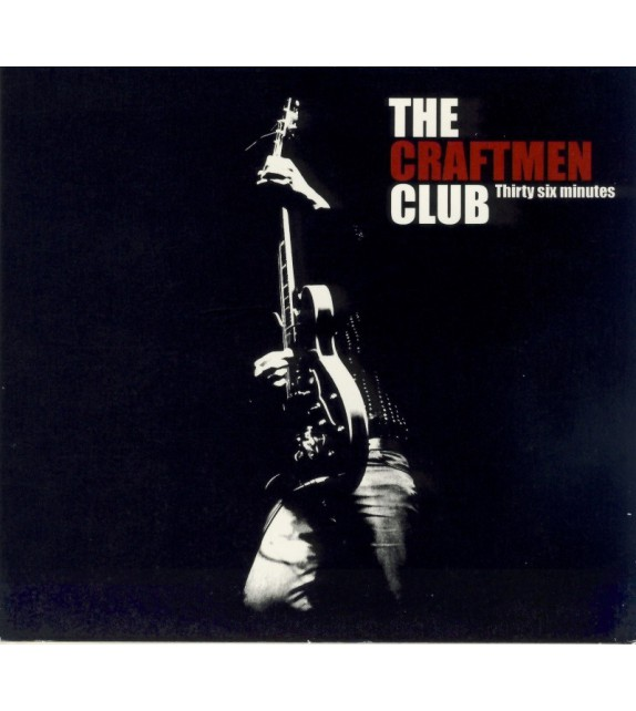 CD THE CRAFTMEN CLUB - THIRTY SIX MINUTES