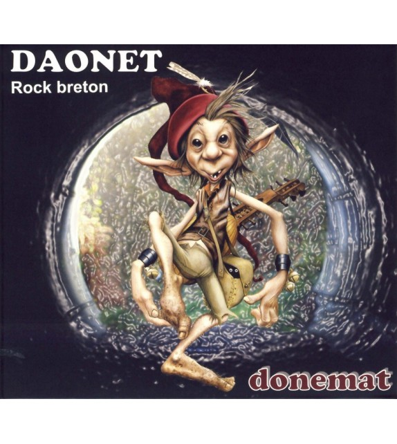 CD DAONET - DONEMAT