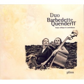 CD DUO BARBEDETTE QUENDERFF - PLINN