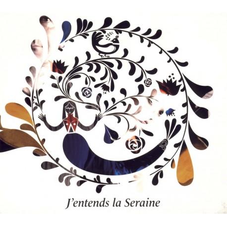 CD DUO BRANTHOMME QUIMBERT - J'ENTENDS LA SERAINE