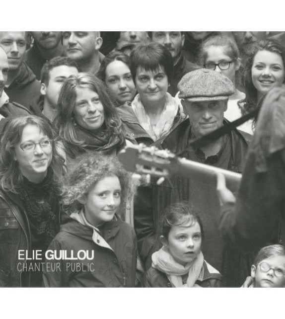 CD ELIE GUILLOU - CHANTEUR PUBLIC