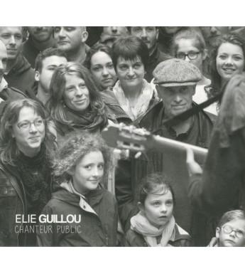 CD ELIE GUILLOU - CHANTEUR PUBLIC