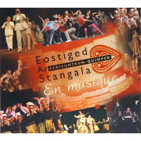 CD EOSTIGED AR STANGALA - EN MUSIQUE