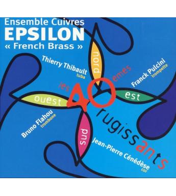 CD EPSILON - LES 40EME RUGISSANTS