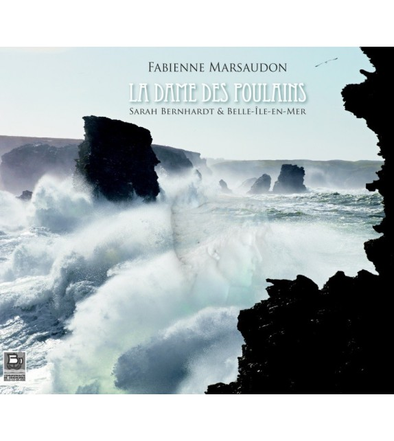 CD FABIENNE MARSAUDON - LA DAME DES POULAINS
