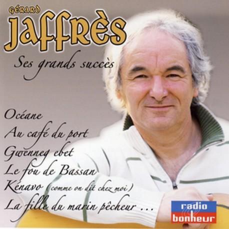 CD GÉRARD JAFFRÈS - SES GRANDS SUCCÈS