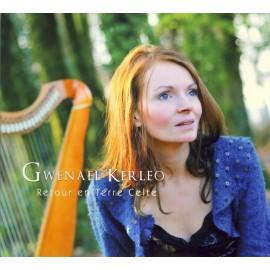 CD GWENAEL KERLEO - RETOUR EN TERRE CELTE (compilation)