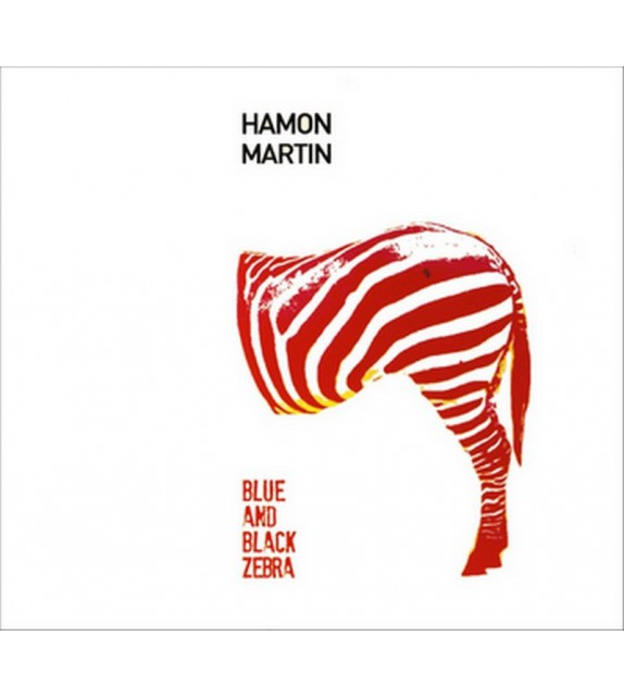 CD ERWAN HAMON ET JANICK MARTIN - BLUE & BLACK ZEBRA
