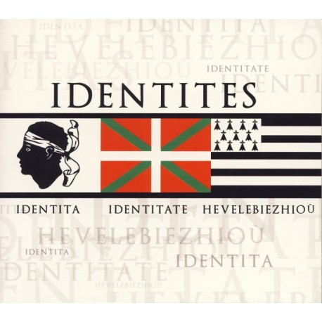 CD IDENTITES, IDENTITA, IDENTITATE, IDENTELEZHIOU