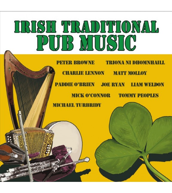 CD IRISH TRADITIONAL PUB MUSIC