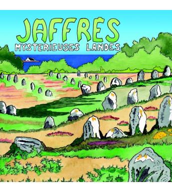 CD GÉRARD JAFFRÈS - MYSTÉRIEUSES LANDES