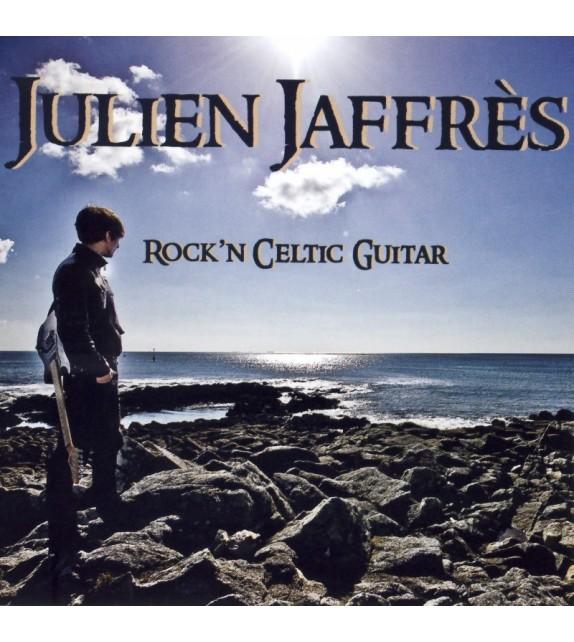 CD JULIEN JAFFRES - ROCK'N CELTIC GUITAR