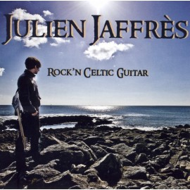 CD JULIEN JAFFRES - ROCK'N CELTIC GUITAR