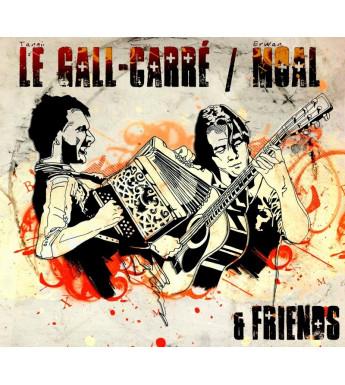 CD TANGI LE GALL - CARRÉ ET ERWAN MOAL