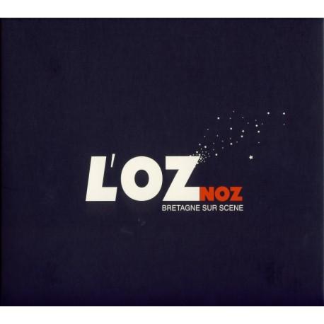 CD ET DVD LOZNOZ - BRETAGNE SUR SCÈNE