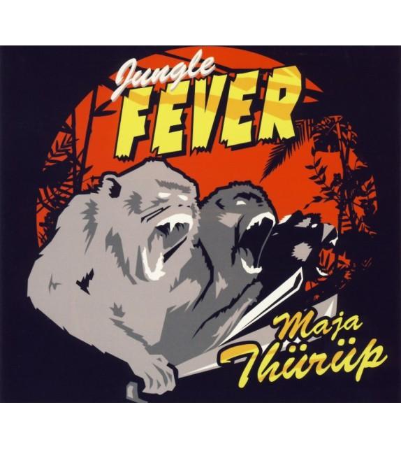 CD JUNGLE FEVER - MAJA THURUP