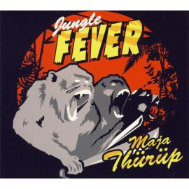 CD JUNGLE FEVER - MAJA THURUP