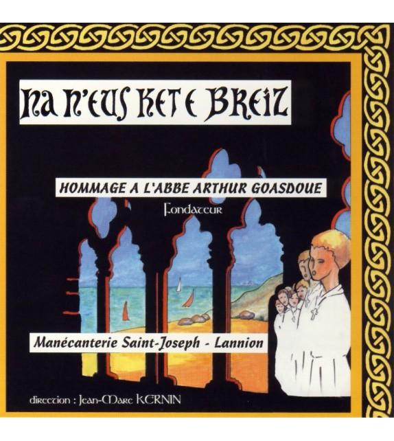 CD MANECANTERIE ST JOSEPH DE LANNION - NA N'EUS KET EN BREIZH