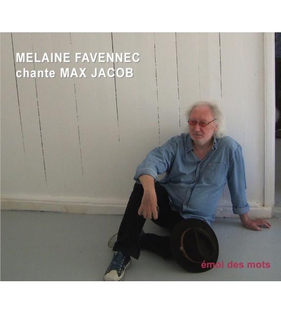 CD MELAINE FAVENNEC - ÉMOI DES MOTS