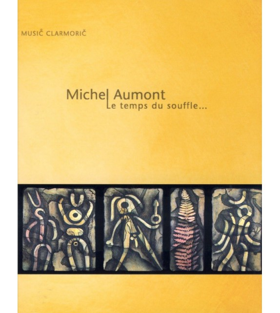 CD MICHEL AUMONT - LE TEMPS DU SOUFFLE