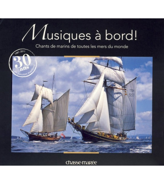CD MUSIQUES À BORD