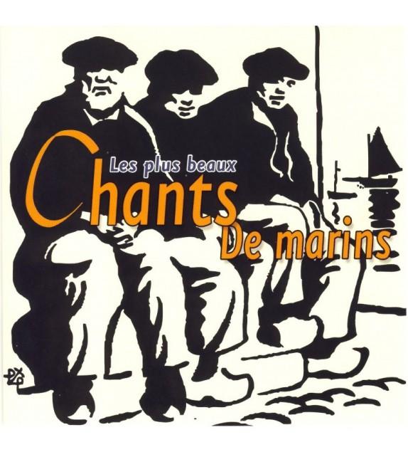 CD LES PLUS BEAUX CHANTS DE MARINS