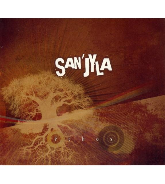 CD SAN'JYLA - ECHOS
