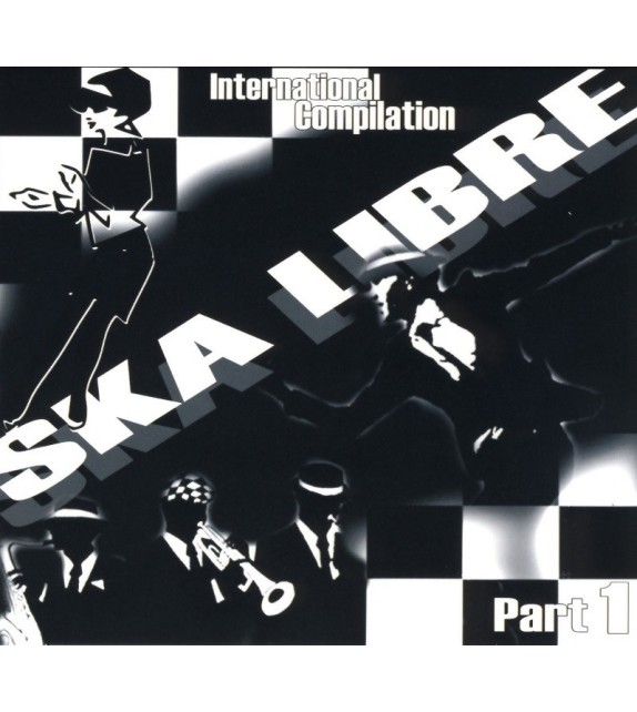 CD SKA LIBRE - COMPILATION PART1