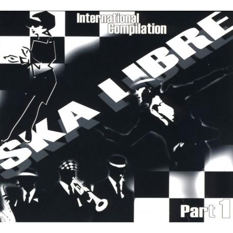 CD SKA LIBRE - COMPILATION PART1