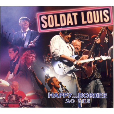CD SOLDAT LOUIS - HAPPY BORDEE