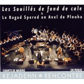 CD LES SOUILLÉS DE FOND DE CALE ET LE BAGAD SPERED AN AVEL DE PLOUHA