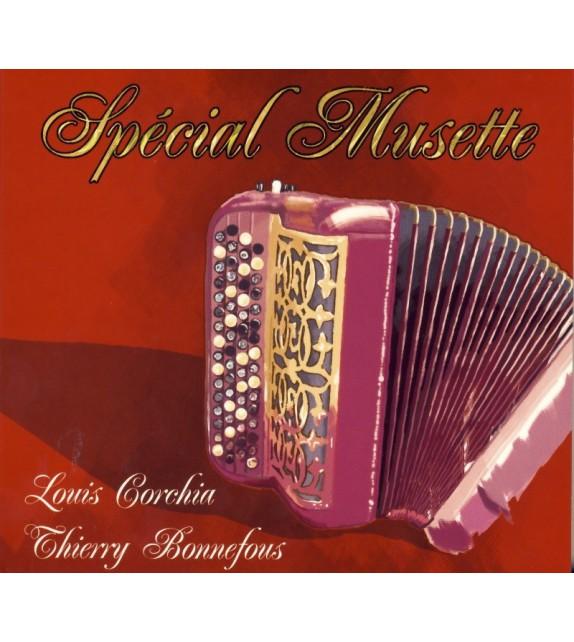 CD SPÉCIAL MUSETTE (2 cds)