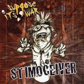 CD SUPPOSE IT'S WAR - STIMOCEIVER