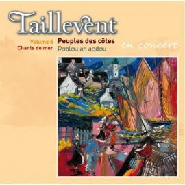 CD TAILLEVENT EN CONCERT - PEUPLES DES CÔTES