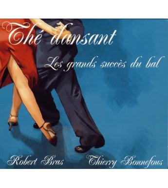 CD THÉ DANSANT (coffret de 2 cds)