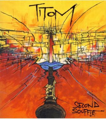 CD TITOM - SECOND SOUFFLE