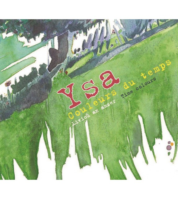 CD YSA - COULEURS DU TEMPS, LIV AN AMZER