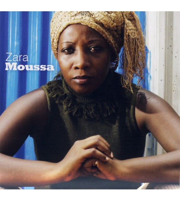 CD ZARA MOUSSA - MA RAGE