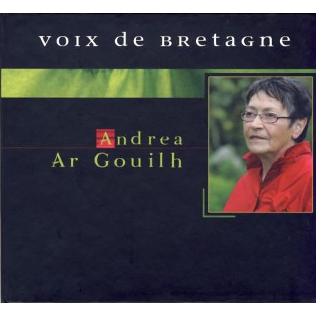 CD ANDREA AR GOUILH - VOIX DE BRETAGNE