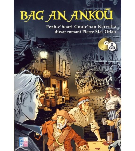 BAG AN ANKOU Livre + Cd