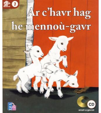 AR C'HAVR HAG HE MENNOU-GAVR (cd inclus)