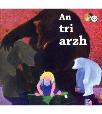 AN TRI ARZH - Livre + CD