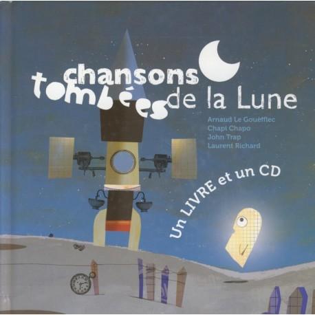 CHANSONS TOMBÉES DE LA LUNE