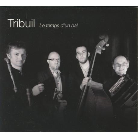CD TRIBUIL - LE TEMPS D'UN BAL