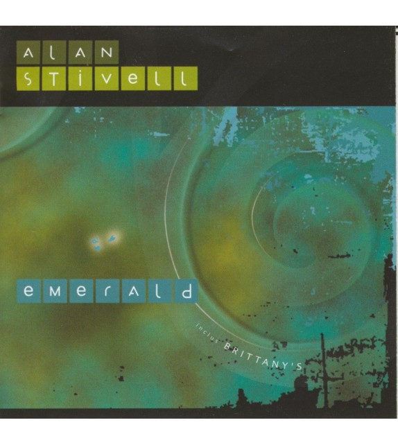 CD ALAN STIVELL - EMERALD