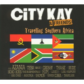 CD CITY KAY & FRIENDS - TRAVELLING SOUTHERN AFRICA