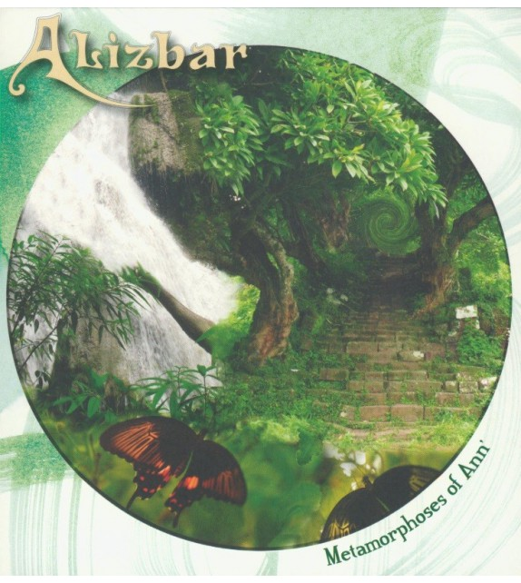 CD ALIZBAR - THE METAMPORPHOSES OF ANN'