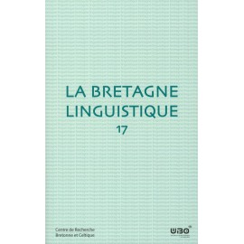 LA BRETAGNE LINGUISTIQUE - Volume 17